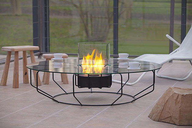 Planika Portable Fireplace