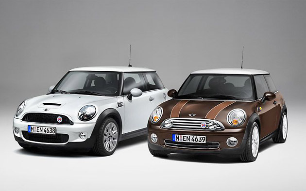 MINI 50 Mayfair, MINI 50 Camden, авто, MINI Cooper