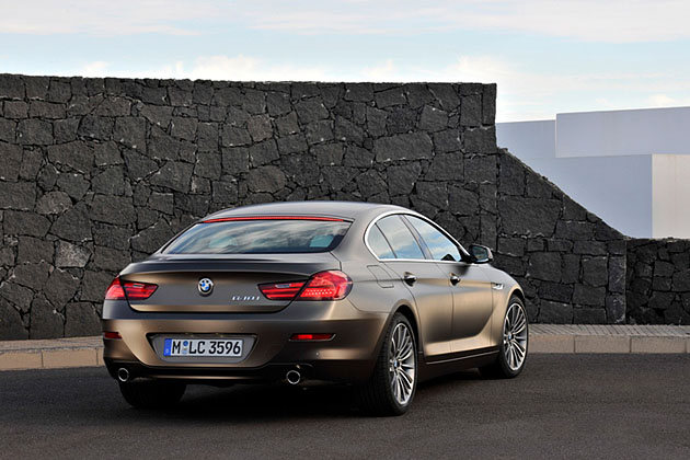 BMW 6 Series Gran Coupe