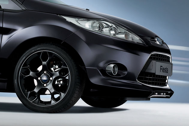 Ford Fiesta Sport Limited Edition