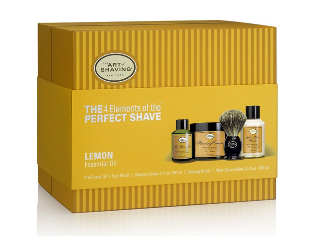 Art of Shaving 4 Elements Kit