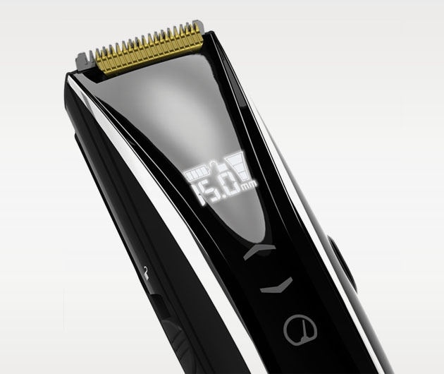 Remington Touch Control Beard & Stubble Trimmer