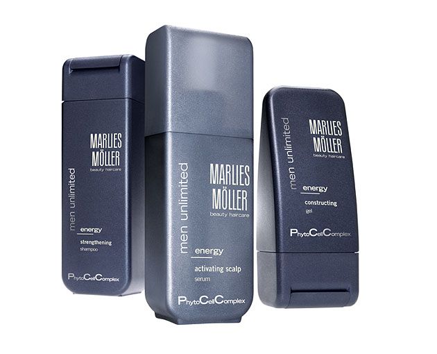 уход, косметические средства, Marlies Moller, Marlies Moller Beaute Haircare Men Unlimited