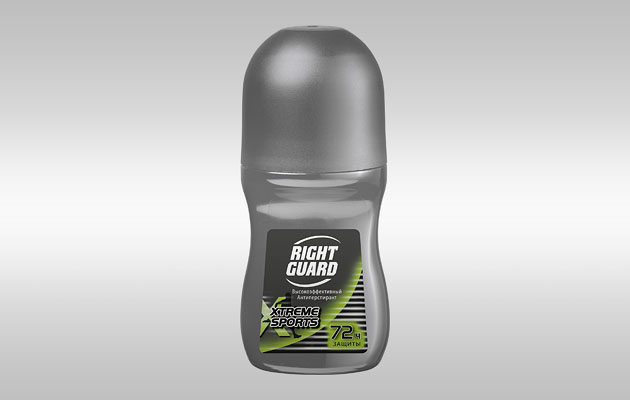 Right Guard Xtreme Sports