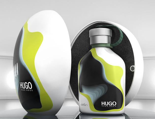 парфюм, Hugo Boss, Hugo Man Exclusive Limited Edition by Karim Rashid