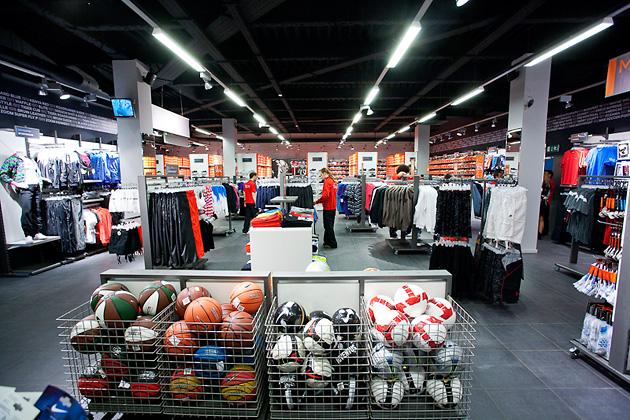 518feff75f2a Открылся первый дисконт-центр Nike в Москве