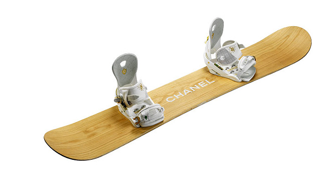 ���������, Chanel, Chanel Snowboards