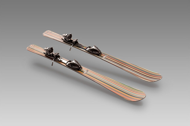 лыжи, Paul Smith, Paul Smith Skis Edelwiser