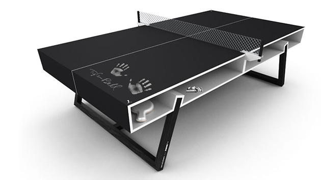 Puma Chalk Ping Pong Table, Aruliden
