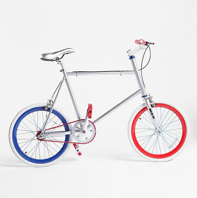 Mixie Urban Commuter Bike