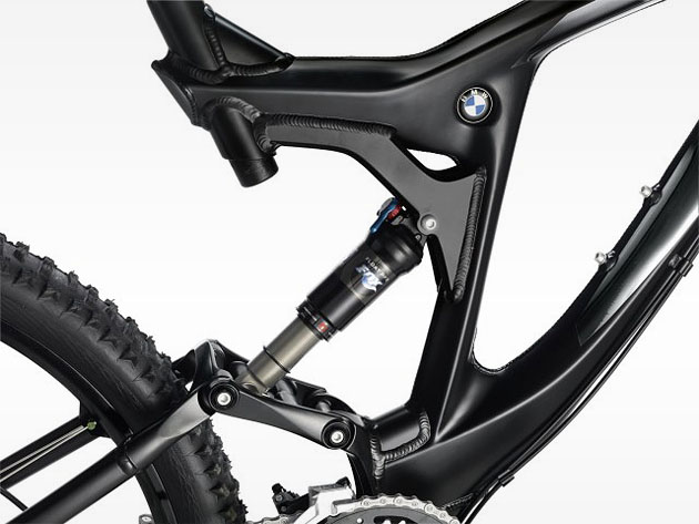 BMW Enduro Mountain Bike 2012