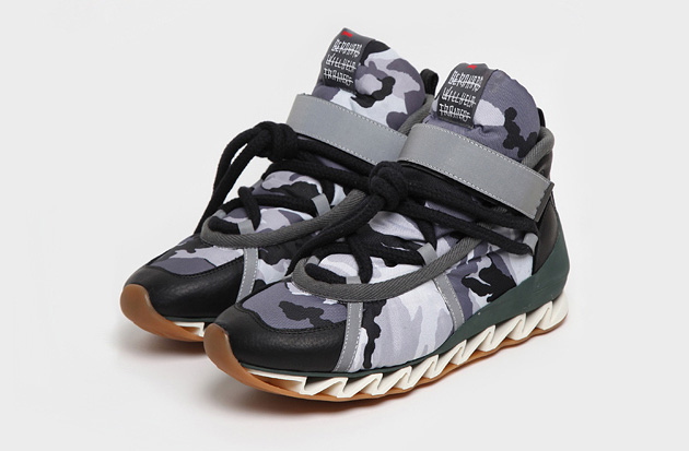 Camper x Bernhard Willhelm To&ether Hiking Sneakers