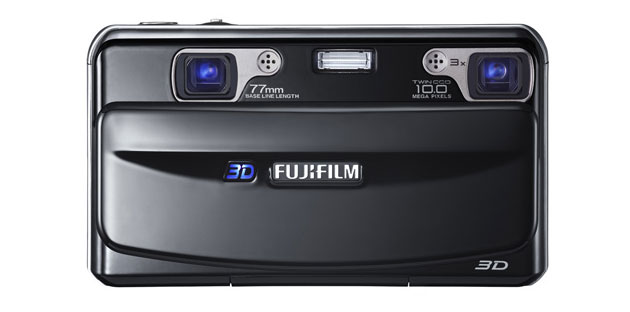 FujiFilm FinePix REAL3D W1, фотокамеры, FujiFilm