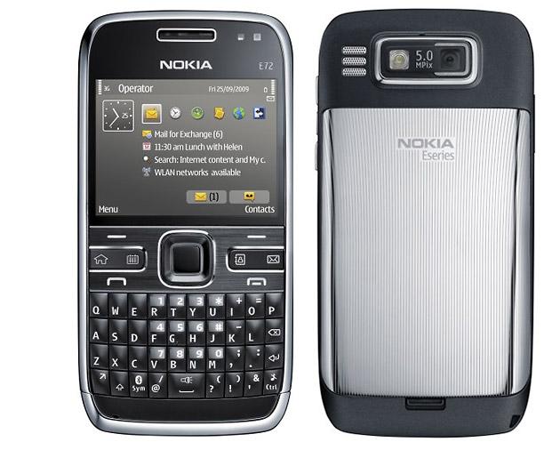 Исходный размер: Nokia E72. Смотреть объявление: Переустановка Windows.