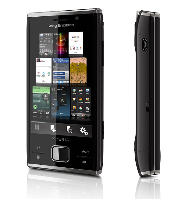 ���������, Sony Ericsson, Sony Ericsson XPERIA X2, Windows Mobile