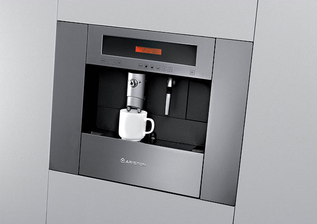 кухня, кофемашины, Ariston, Ariston Built-in Coffee Center