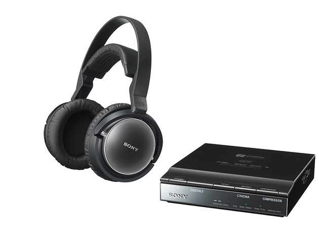 �������, ��������, Sony, Sony MDR-DS7100 7.1