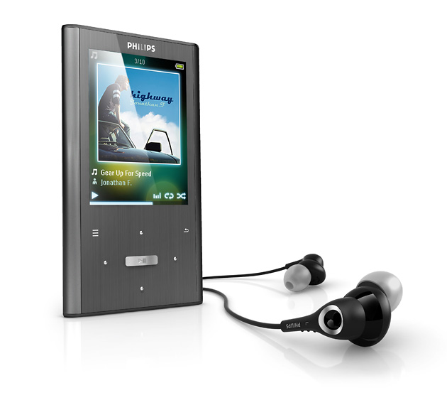 mp3-������, Philips, Philips GoGear Ariaz