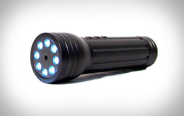 гаджеты, фонарики, Nightvision Flashlight Camcorder