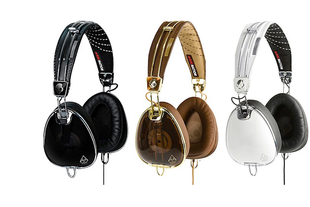 Jay-Z Headphones Roc Nation Aviator Skullcandy