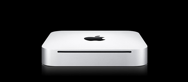 Mac Mini 2010, Apple