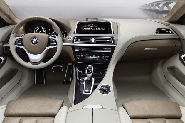 BMW 6 Series Coupe Concept