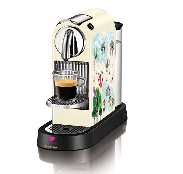 Nespresso CitiZ by Manish Arora