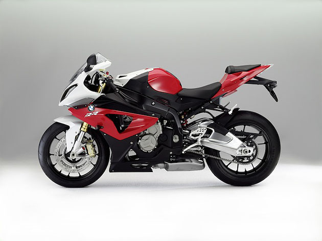 2012 BMW S 1000 RR Motorcycle