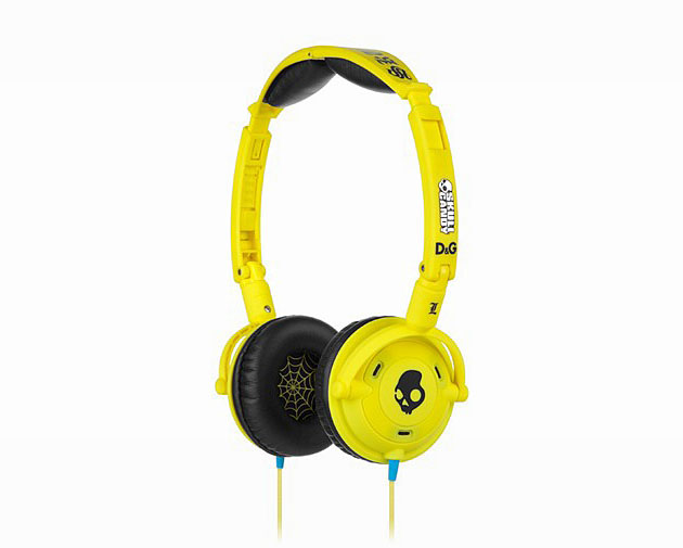 D&G Scullcandy Headphones