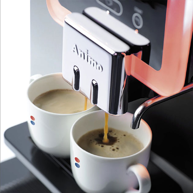 ANIMO OptiBean Espresso Machine