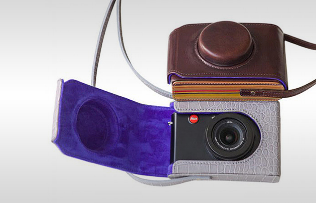Leica Camera Cases by Paul Smith