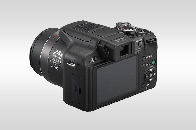 Panasonic Lumix FZ47 Digital Camera