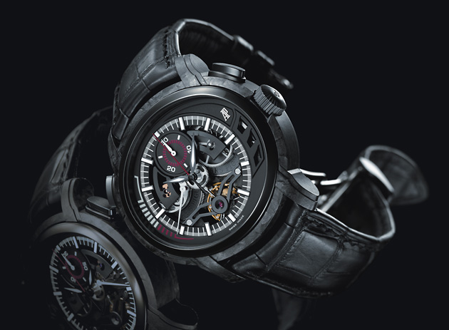 турбийоны, Audemars Piguet, Audemars Piguet Millenary Carbon One Tourbillon Chronograph