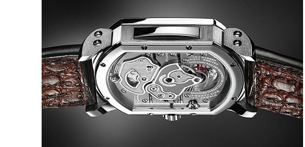 часы, Chopard, Chopard L.U.C Engine One Tourbillon