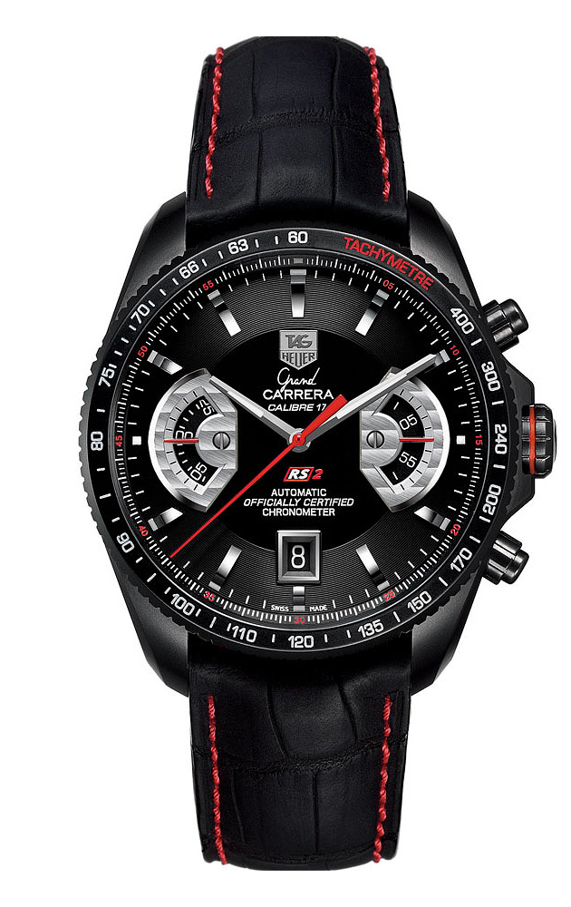 TAG Heuer, TAG Heuer Grand Carrera, часы