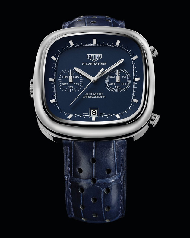 Tag Heuer, Tag Heuer Silverstone Limited Edition, часы