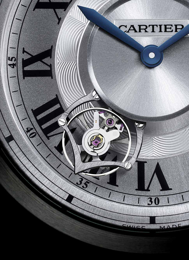 Cartier Astrotourbullon Caliber 9451 MC