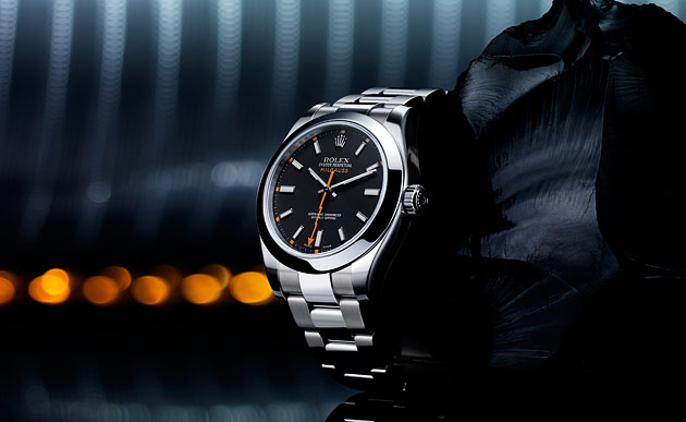 Rolex Milgauss Watch