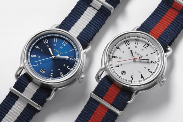Nixon S.A.M Nautical Watches
