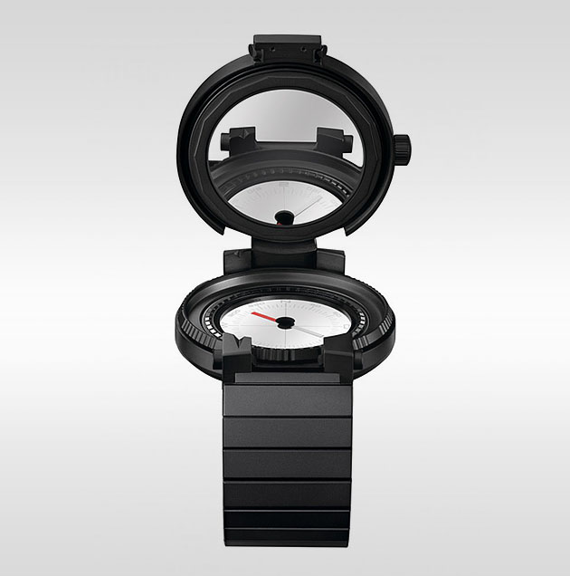 Porsche Design P'6520 Compass Watch