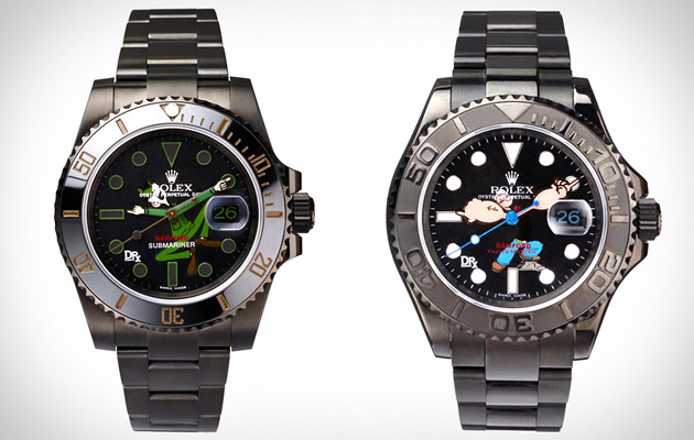 Rolex Bamford DRx Army Navy Watches