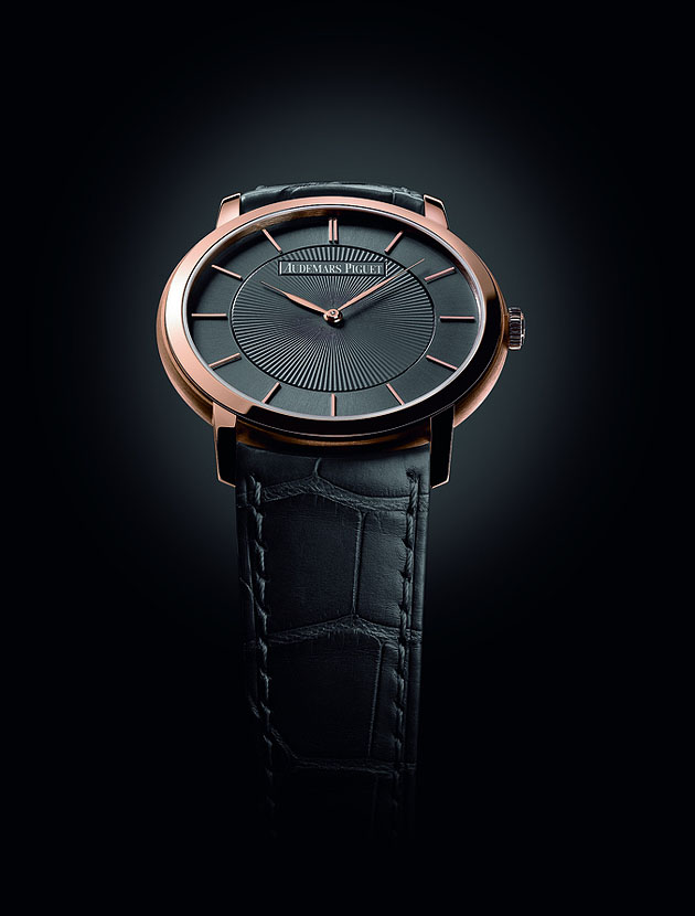 Audemars Piguet – Jules Audemars Extra-Thin Bolshoi Limited Edition