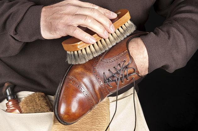 Картинки по запросу чистка обуви