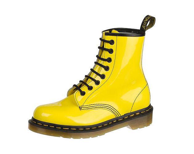 Текст Желтые Ботинки