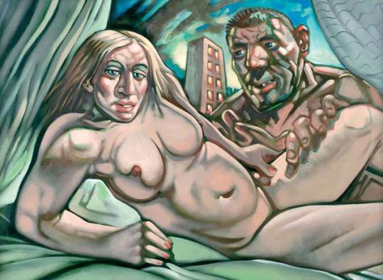 шедевры современной живописи:
