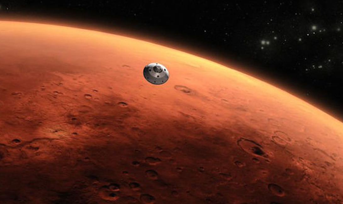Ужасные вещи, которые могут произойти с нами при колонизации Марса (12 фото)