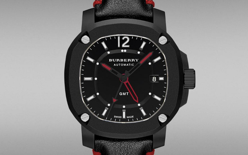 9d86ba3cb7ca Burberry – The Britain BBY1351 GMT Automatic