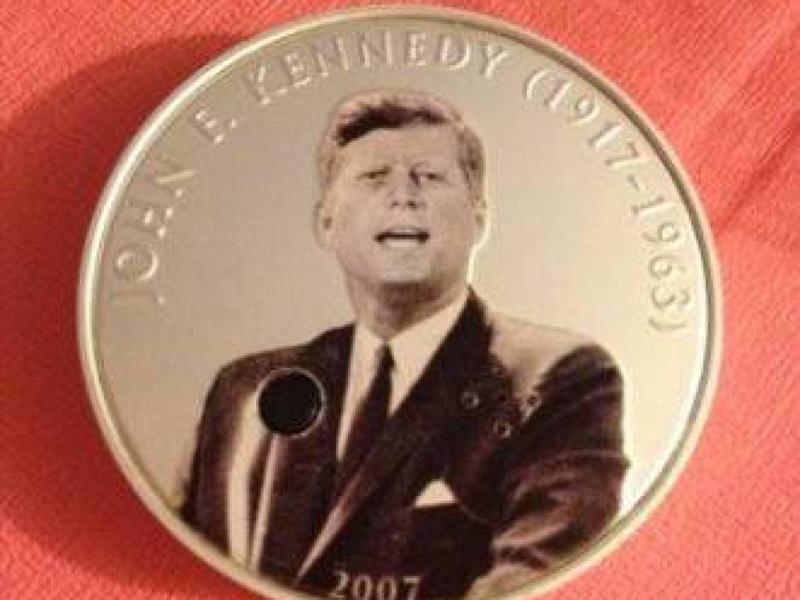 Говорящая монета f 75