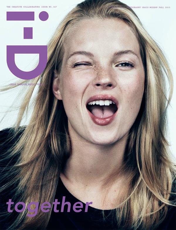 <p>Крайнюю, на данный момент, обложку с Кейт Мосс создал Крэйг МакДин, по специальному заказу ресурсаi-D. Осень 2013 года.</p>