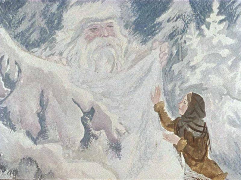 В кого верили до Деда Мороза (6 фото)